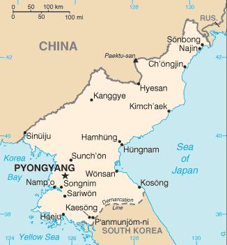Une mission Lang sur la Corée du nord