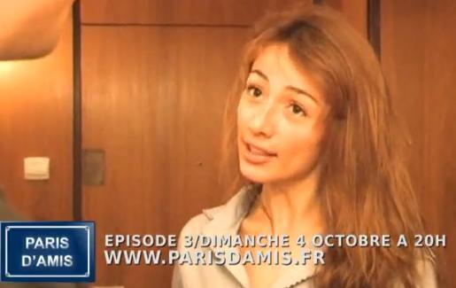 Alexandra Secret Story 2 Actrice Paris D'amis