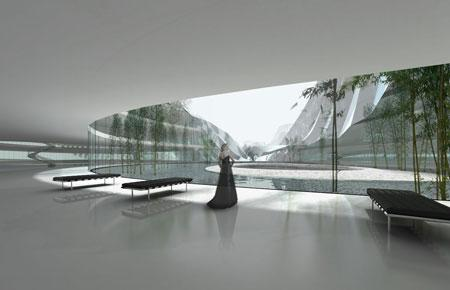 Taichung Convention Center, par les architectes MAD