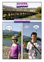 Kyoto : Arashiyama !