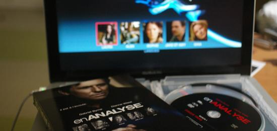 [DVD] En Analyse, test du coffret DVD partie 1.