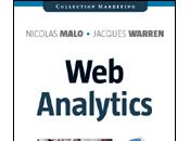 Sortie officielle livre 'Web Analytics mesurer succès maximiser profits votre site Web'