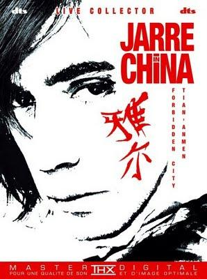 Jean Michel Jarre aime la Chine