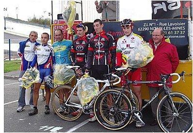 Photos du Cyclo cross Roger Michel à Noeux les Mines
