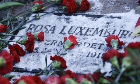 Rosa Luxemburg - Anouk Gribert