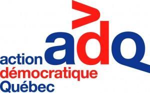 Logo ADQ © Action démocratique du Québec