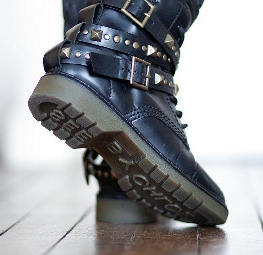 Boots en look ...