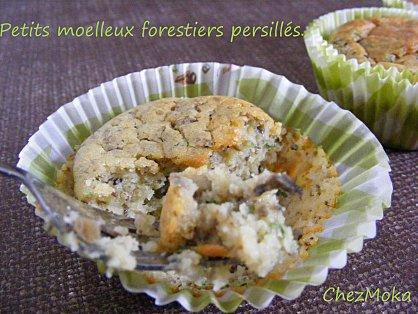 Petits moelleux forestiers...