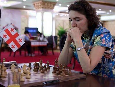 Grand Prix d'échecs féminin à Nanjing : la ronde 7 en Live à 9h