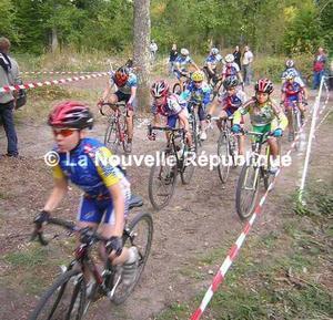 Cyclo cross - Les jeunes ont ouvert la saison