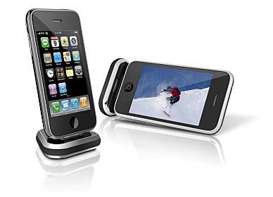 Dock iPhone design by Philips