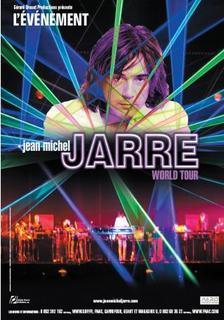 Jean-Michel Jarre: Sa tournée passera en France