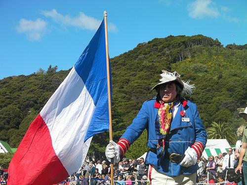 "Photos : Akaroa, l'enclave française ""made in NZ"""