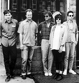 Mes indispensables : The Feelies - The Good Earth (1986)