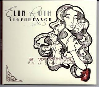 2008 - Elin Ruth Sigvardsson - A Fiction - Reviews - Chronique d'une jeune artiste au talent certain