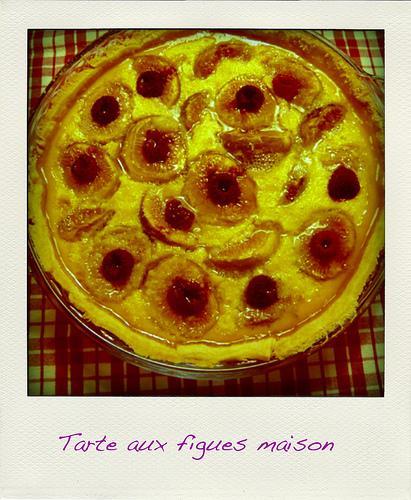 pola tarte aux figues