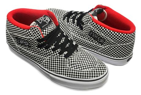 SUPREME X VANS - FALL 2009 COLLECTION