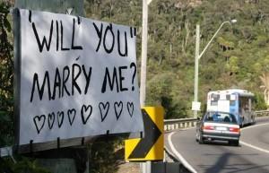 Veux-tu m'épouser?