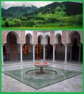 Gstaad et Marrakech