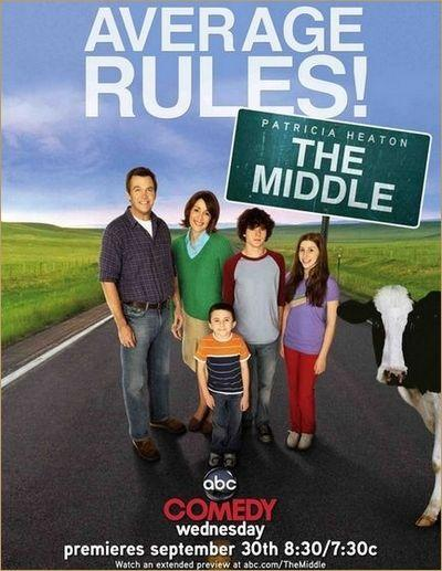 The Middle (Saison 02 VOSTFR) [01/24] [FS]