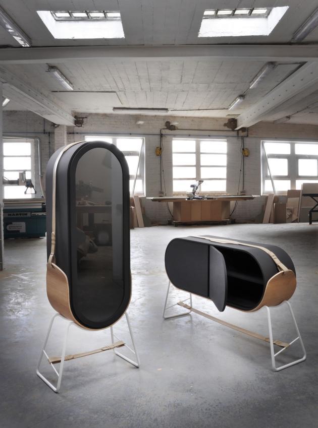 Focus sur le jeune designer belge Gauthier Poulain