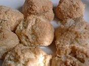 Mini gâteaux Amandes