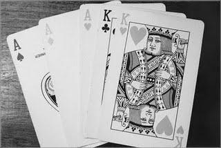 Recrute joueur de poker