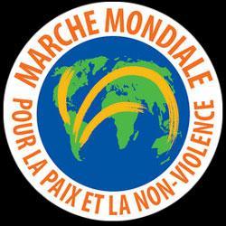 Marche pour la non violence dans le monde