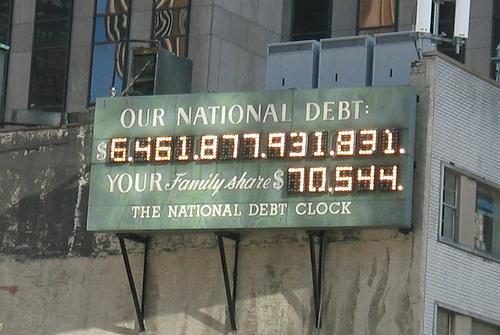 « Le seuil d'endettement critique est déjà atteint »