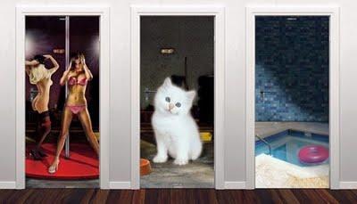Style-Your-Door.com : des films décoratifs pour portes intérieures