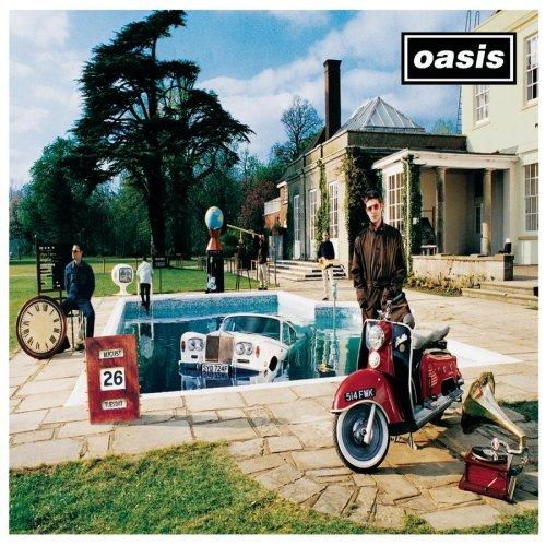 Be Here Now : Oasis is Good.