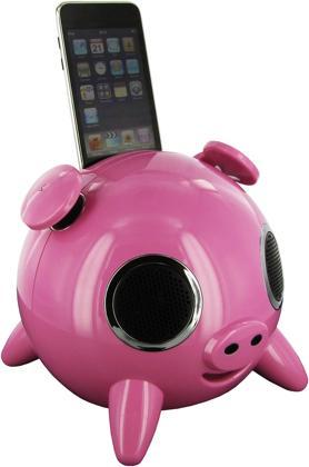 Ipig: Le Dock Cochon pour Ipod