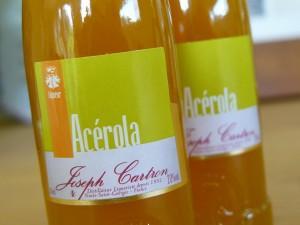 Cocktail, nouveauté : la liqueur d'acérola, une belle liqueur Cartron