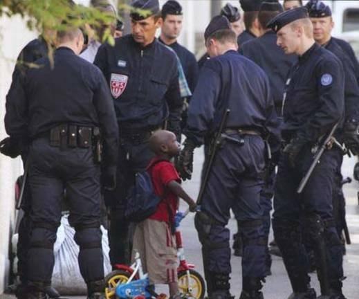 Police du monde