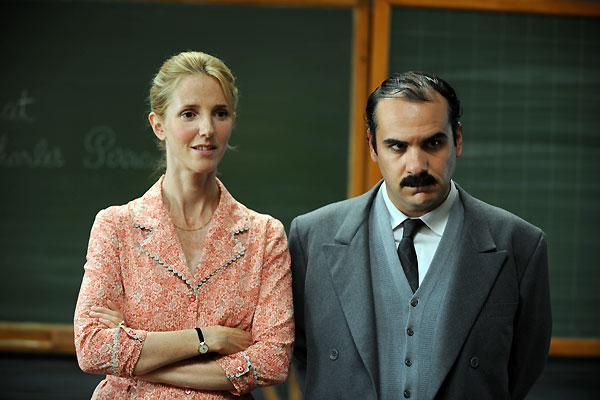 Sandrine Kiberlain et François-Xavier Demaison. Wild Bunch Distribution