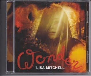 2009 - Lisa Mitchell - Wonder - Reviews - Chronique d'une jeune artiste angélique et pétillante