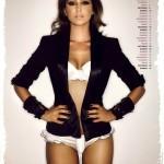 Rachel Stevens sort son Calendrier 2010 sexy