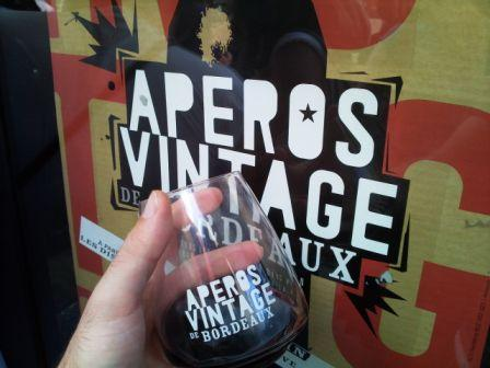 Youwineblog is... Happy du retour des Apéros Vintage de Bordeaux!!!