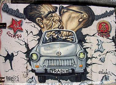 Berlin, 20 ans après la chute du mur