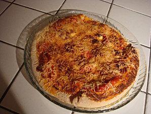 Pizza au Chorizo & Surprises !