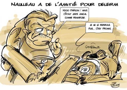 Philippe Delerm emplafonné par Naulleau : quel ennui