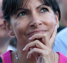 Anne Hidalgo est à Paris: enfin une bonne nouvelle !