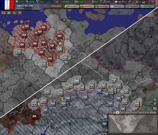 Hearts of Iron 3 : Vive la France ! A french AAR (3ème partie)