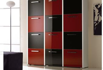 trois tapes pour choisir son meuble a chaussures. Black Bedroom Furniture Sets. Home Design Ideas