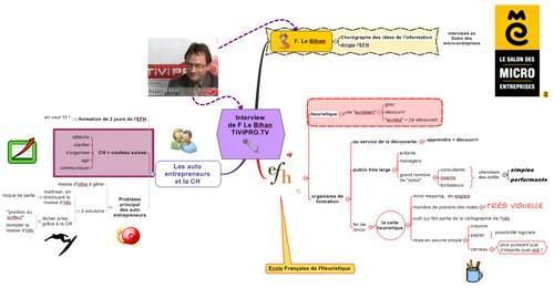 Interview de fr d ric le bihan au salon des micro entreprises paperblog - Salon des micro entreprise ...