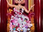 Lady Gaga adore Hello Kitty