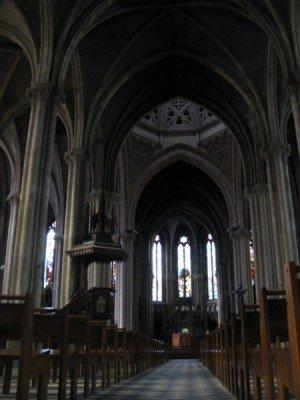 Église Saint-Léon à Nancy