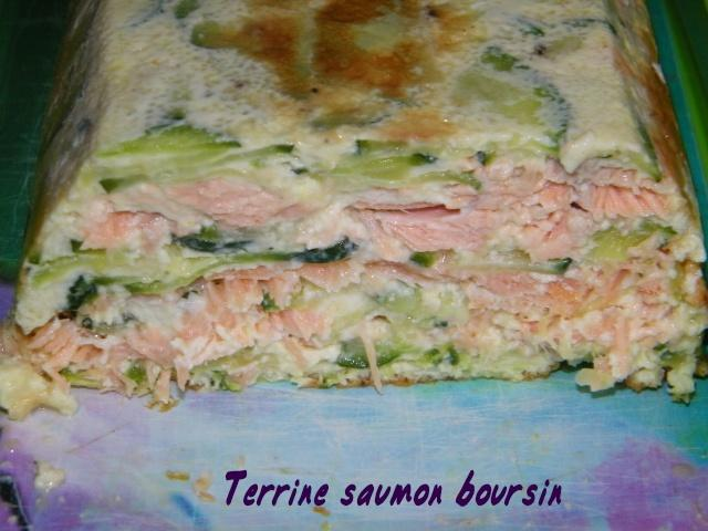 Cake Saumon Estragon Et Ciboulette