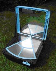cadran solaire panneau photovoltaique chauffe eau pompe chaleur valise