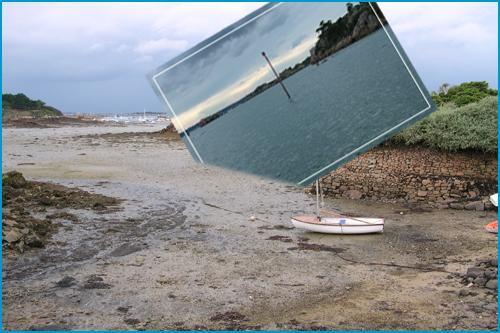 maree pocket guide intelligent echoue granit rose bretagne rade crique plage port sec plaisance